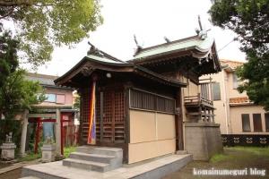 大山衹神社(鶴見区菅沢町)13