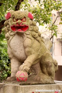 大山衹神社(鶴見区菅沢町)7
