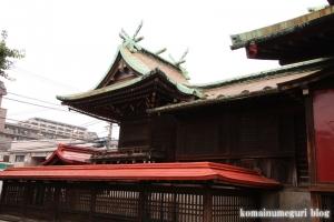 熊野神社(鶴見区市場東中野町)8