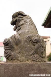 熊野神社(鶴見区市場東中野町)15