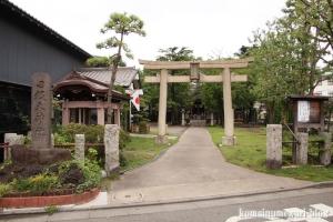 日枝神社(川崎区小田)1