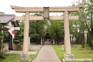 日枝神社(川崎区小田)3
