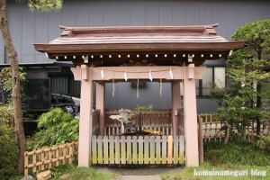 日枝神社(川崎区小田)5