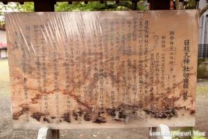 日枝神社(川崎区小田)7