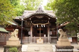 日枝神社(川崎区小田)10