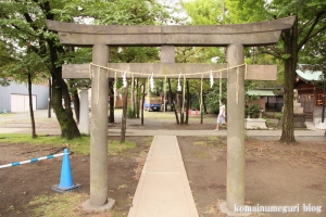 日枝神社(川崎区小田)19