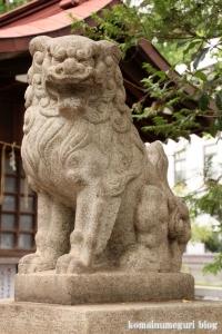 日枝神社(川崎区小田)8