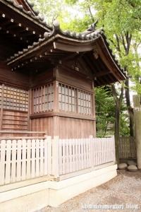 日枝神社(川崎区小田)12