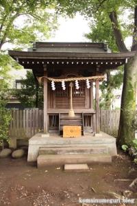 日枝神社(川崎区小田)13