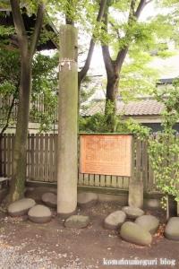 日枝神社(川崎区小田)14