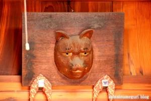 義田稲荷神社(川崎区四谷上町)6