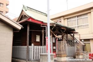 義田稲荷神社(川崎区四谷上町)8