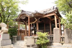 八幡神社(川崎区中島)17