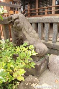 八幡神社(川崎区中島)25