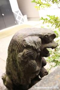 八幡神社(川崎区中島)33