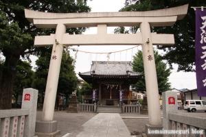 天満天神社(幸区東古市場)1