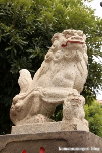 天満天神社(幸区東古市場)8