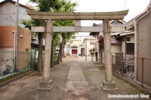 天満天神社(幸区下平間)2