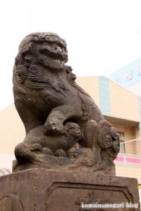 鹿嶋田大神社(幸区鹿嶋田)9