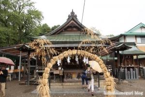 針綱神社(愛知県犬山市犬山北古券)2