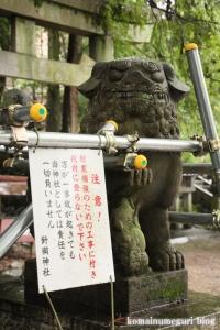 三光稲荷神社(愛知県犬山市犬山北古券)5