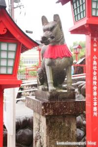 三光稲荷神社(愛知県犬山市犬山北古券)11