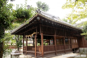 犬山神社(愛知県犬山市犬山北古券)7