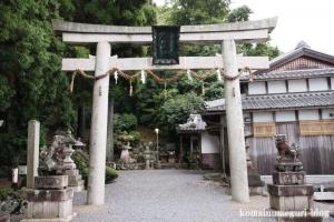磯崎神社(滋賀県米原市磯)5
