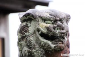 磯崎神社(滋賀県米原市磯)14