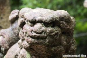 磯崎神社(滋賀県米原市磯)41