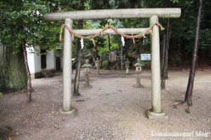 磯崎神社(滋賀県米原市磯)43