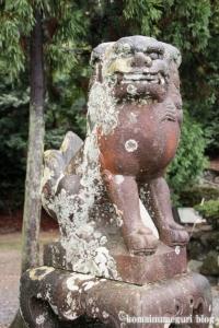 磯崎神社(滋賀県米原市磯)11