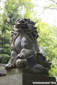 磯崎神社(滋賀県米原市磯)21