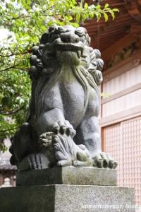 磯崎神社(滋賀県米原市磯)22