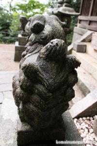 磯崎神社(滋賀県米原市磯)34