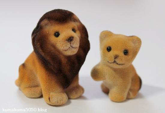 ライオン置物_1