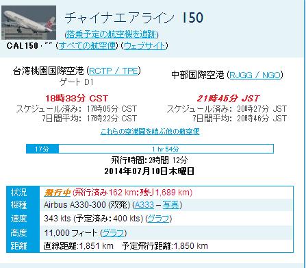 フライト2