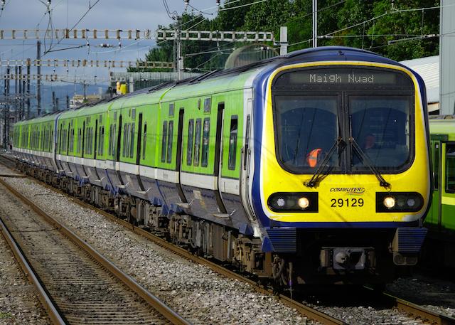 IrishRail CommuterDC29129