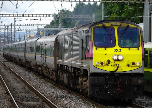 Irish Rail InterCity PC