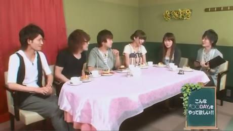 会長はメイド様! 座談会  ( LaLa 2010年9月号 )