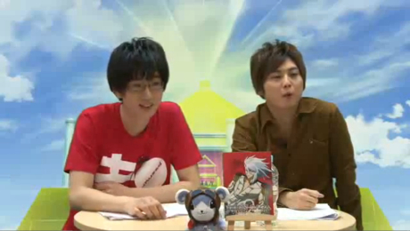 イクシオン サーガ DTのニコニコ生放送!略して「イク生!」PR