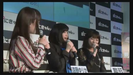 AnimeJapan 2014 「悪魔のリドル」 【諏訪彩花、浅倉杏美】