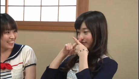 アニメ「じょしらく」 女子落語協会一門 女子トーーーク 第一席