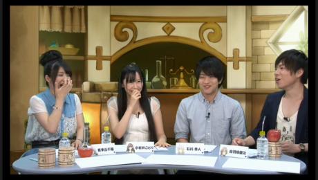TVアニメ「エスカ&ロジーのアトリエ」&ゲーム「シャリーのアトリエ」 ことりのコトリエ ~3たる目~