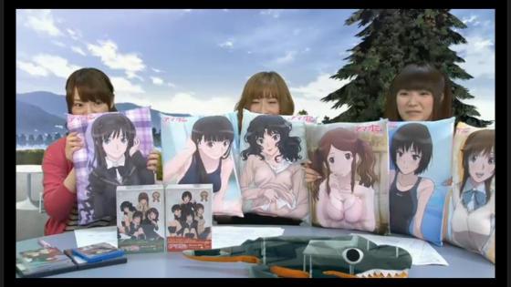 良子と佳奈の カミングバック・トゥ・ジ・アマガミPart3
