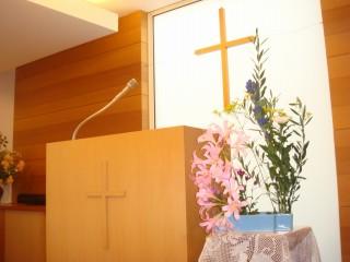 花と講壇13