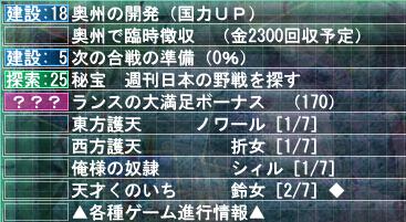 週間日本の野戦