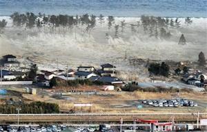 3・11の津波