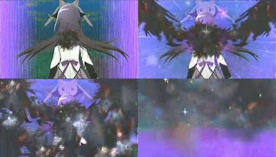 侵蝕する黒き翼