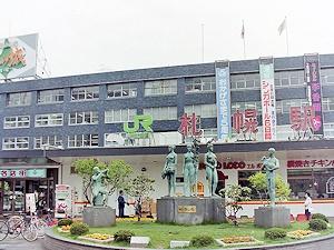 昔の札幌駅